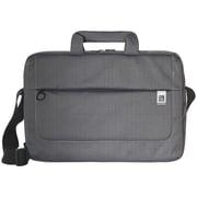 """Tucano 15""""-15.6"""" Loop Slim Bag, Black Gray (BSLOOP15-BK)"""