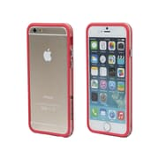 """Monoprice PC+TPU Edge Bumper for 4.7"""" iPhone 6 and 6s Red (112215)"""