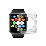 Monoprice Clear So'L TPU Case for 42mm Apple Watch (113625)