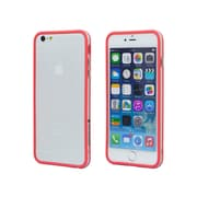 """Monoprice PC+TPU Edge Bumper for 5.5"""" iPhone 6 Plus and 6s Plus Red (112341)"""