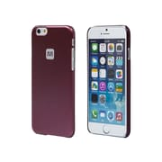 "Monoprice Polycarbonate Case for 4.7"" iPhone 6 and 6s Metallic Red (112218)"