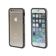 "Monoprice PC+TPU Edge Bumper for 4.7"" iPhone 6 and 6s Black (112217)"