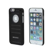 """Monoprice Industrial Metal Mesh Guard Case for 4.7"""" iPhone 6 and 6s Black (112212)"""
