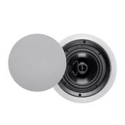 "Monoprice Aria Ceiling Speakers 6.5"" Polypropylene 2-Way, Set of 2 (118587)"