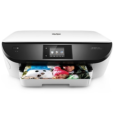 HP ENVY 5661-RB Color HP Thermal Inkjet Wi-Fi E- All In One Printer- Refurbished