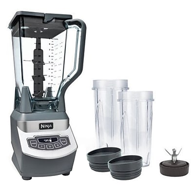 Ninja 72 oz. Refurbished Professional Blender - Black/Stainless Steel (BL660-RB)