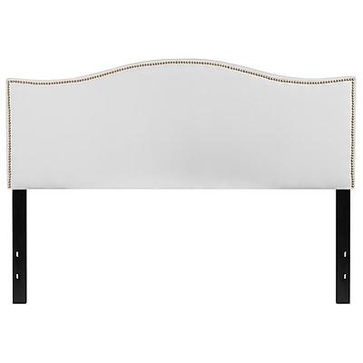 Flash Furniture HERCULES Series Queen Headboard Fabric, 61.5