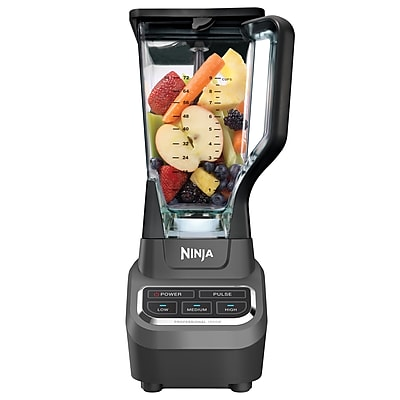 Ninja 72 oz. Refurbished Professional Blender - Black (BL610-RB)