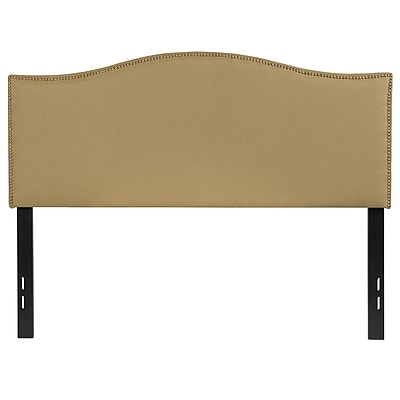 Flash Furniture HERCULES Series Full Headboard Fabric, 56.75