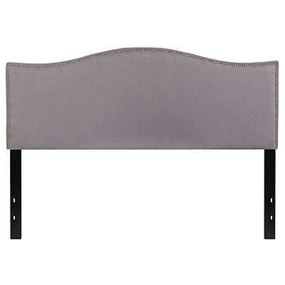 Flash Furniture HERCULES Series Queen Headboard Fabric, 61.5
