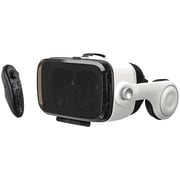 iLive IVR77BDL Virtual Reality Goggles with Headphones & BluetoothRemote