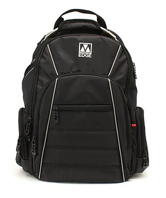 M-Edge Cargo Backpack w/Battery, Black (BPK-CA6-PO-B)