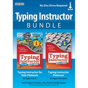 Individual Software Typing Instructor Bundle for Windows for 1-5 Users, Download (XQE582MZX56SL6B)