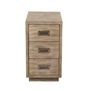 Right2Home Side Table, Light Wood (DS-D153-021)