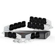 Revo America Ultra HD 16 Ch. 4TB NVR Surveillance System with 16 4 Megapixel Cameras