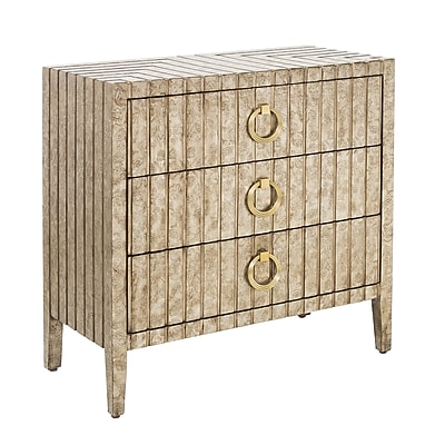 Right2Home Accent Chest, Metallic (DS-D193-002)