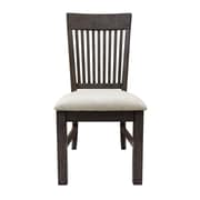 Right2Home Upholstered Casual Dining Chair, Beige (DS-D156-140)