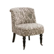 Monarch Specialties Polyester Fabric Accent Chair, Taupe (I 8170)