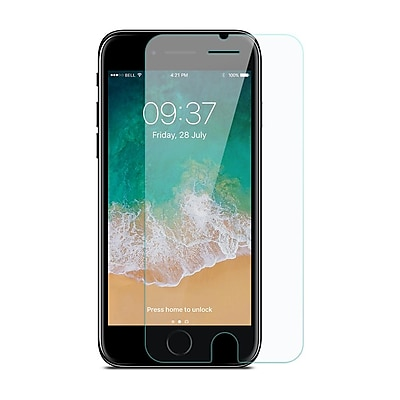 JCPal iClara Screen Protector for iPhone 6 Plus/6S Plus/7 Plus/8 Plus, Clear (JCP3670)