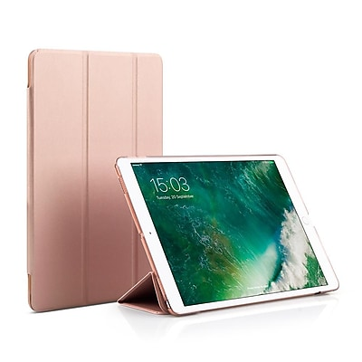 JCPal Casense Folio Rose Gold Case for iPad Pro 10.5