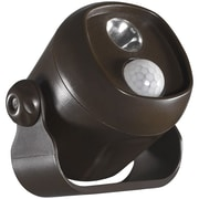 Acclaim Lighting Motion-Activated LED Mini Spotlight, Bronze (ACLB200BZ)