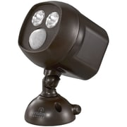 Acclaim Lighting Motion-Activated LED Dual Spotlight, Bronze (ACLB295BZ)