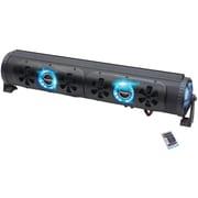 "Bazooka BPB24-DS 24"" Bluetooth Double-Sided Party Bar Off-Road Soundbar & LED Illumination System"
