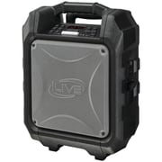 iLive ISB657B Portable Bluetooth Tailgate Speaker