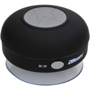 2BOOM BT290K Aqua Jam Bluetooth Shower Speaker (Black)