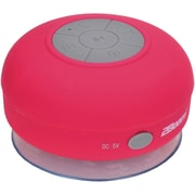 2BOOM BT290P Aqua Jam Bluetooth Shower Speaker (Pink)