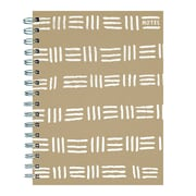 TF Publishing Moroccan Linen Spiral Journal (99-6509)