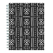 TF Publishing Black Moroccan Spiral Journal (99-6609)