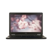 "Dell E5550 15.6"" Refurbished Laptop, Core i7-5600U 2.6GHz Processor, 8GB Memory 500GB SSD"