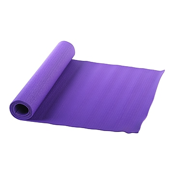 Sunny Health & Fitness Yoga Mat (Purple), NO. 031-P