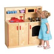Offex Birch 4-in-1 Play Kitchen (OF-ELR-0434)