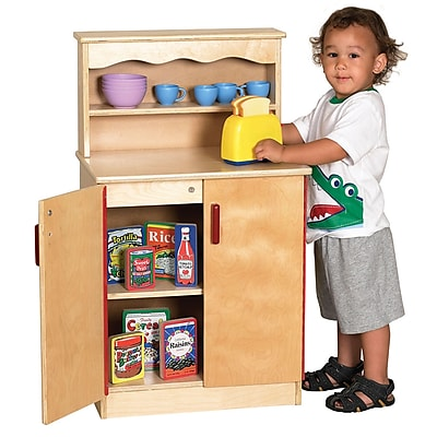Offex Birch Play Kitchen - Cupboard (OF-ELR-0432)