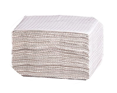 Offex Sanitary Disposable Changing Station Liners - 500 Count (OF-ELR-003)