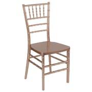 Flash Furniture Hercules Series Resin Chiavari Chair, 4/Pack