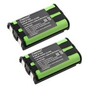 Insten 2 x Phone Battery For Panasonic HHR-P104 HHR-P104A P104 Type 29 Replacement