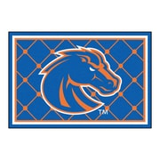 FANMATS Boise State University Nylon 5x8 Rug, Multi-Colored (6796)