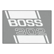 FANMATS Ford - Boss 302 Nylon 5x8 Rug, Multi-Colored (16298)