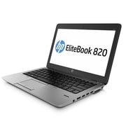 Refurbished HP Elitebook 820 G1 I5-4300U 1.9GHz 8GB 120Ssd Windows 10 Professional