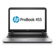 Refurbished HP Probook 455 G3 Amd(A4-7210) 1.8GHz 8GB 128Ssd Windows 10 Professional