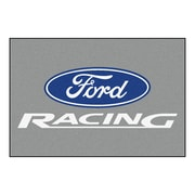FANMATS Ford - Ford Racing Nylon 5x8 Rug, Multi-Colored (15760)
