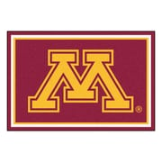FANMATS University of Minnesota Nylon 5x8 Rug, Multi-Colored (14004)