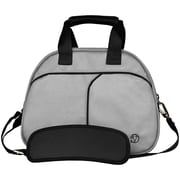 Vangoddy DSLR and Camcorder Camera Case Shoulder Bag, Gray (CAMLEA951)