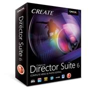 CyberLink Director Suite 6 for 1 User, Windows, Download (DRS-0600-IWT0-00)