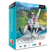 CyberLink PowerDirector 16 Deluxe for 1 User, Windows, Download (PDR-0G00-IWX0-00)