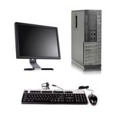 "Dell Optiplex 7010 Sff Core I5 3470 3.2GHz 8GB RAM 2TB Hard Drive, Windows 10 Professional Bundled with A 22"" LCD, Refurbished"