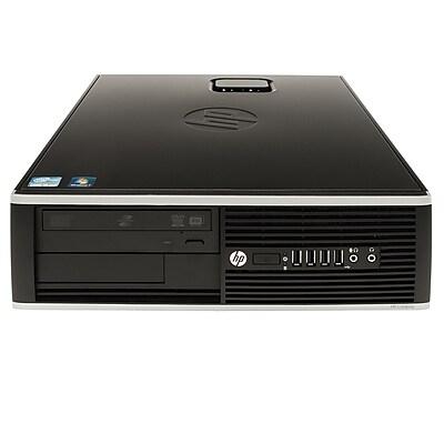 HP 6200-4-250 Intel Core i3-2100 3.1Ghz 250GB HDD 4GB DDR3 Memory and Windows 10, Refurbished